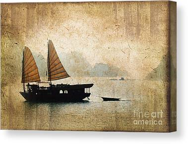 Vietnamese Canvas Prints