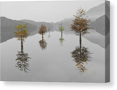 Ocoee Canvas Prints