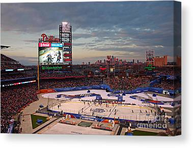 Citizens Bank Park Canvas Prints