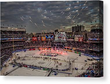 New Jersey Devils Canvas Prints