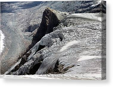 Pasterze Glacier Canvas Prints