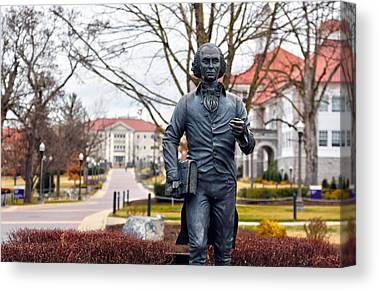 James Madison University Jmu Canvas Prints