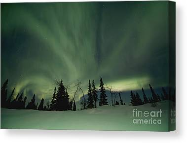 Kanada Canvas Prints