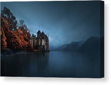 Fortification Photographs Canvas Prints