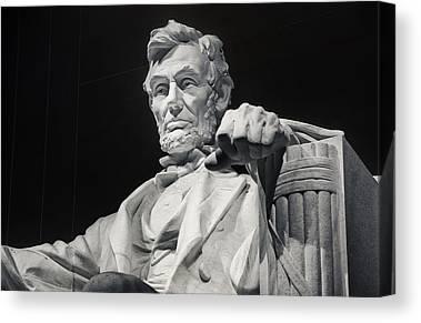 Washington D.c. Canvas Prints