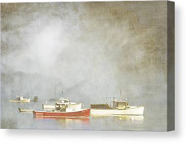 Lobster Boat Canvas Prints