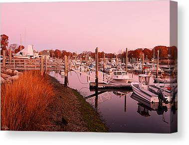 Warwick Marina Park Canvas Prints