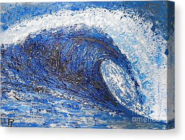 Jay Moriarity Canvas Prints