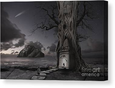 Being Canvas Prints