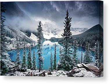 Alberta Canvas Prints