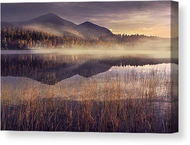 Fog Photographs Canvas Prints