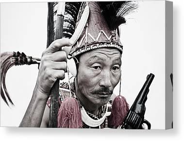 Naga People Art | Fine Art America