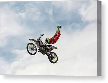 Skydive Canvas Prints