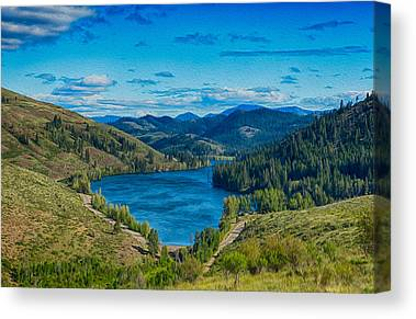 Methow Valley Photographs Canvas Prints