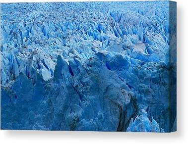 Perito Moreno Glacier Canvas Prints