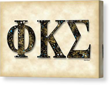Kappa Sigma Canvas Prints