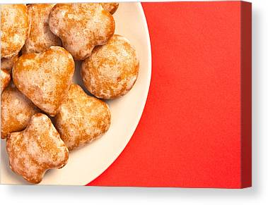Ginger Snaps Canvas Prints