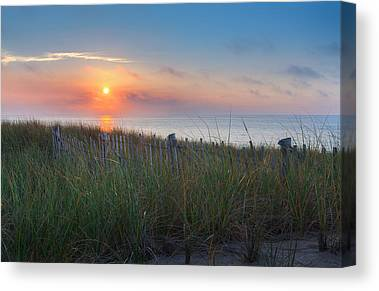 Cape Cod National Seashore Canvas Prints
