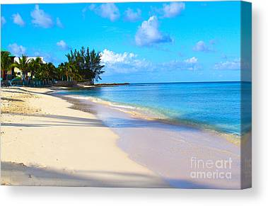 Grand Turk Island Canvas Prints