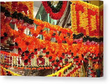 Diwali Canvas Prints
