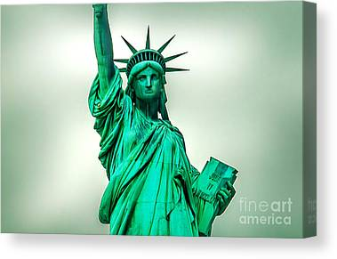 Independance Day Canvas Prints