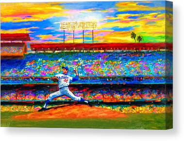World Series Digital Art Canvas Prints