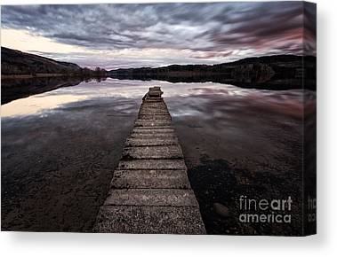 Visit Scotland Canvas Prints