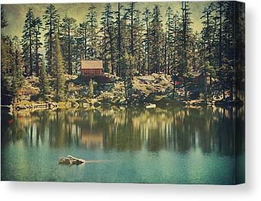 Lower Angora Lake Canvas Prints