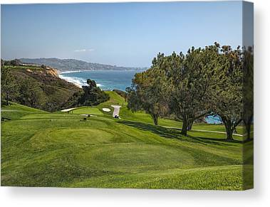La Jolla Art Canvas Prints