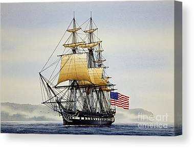 Tall Ships Canvas Prints