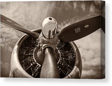 B17 Canvas Prints