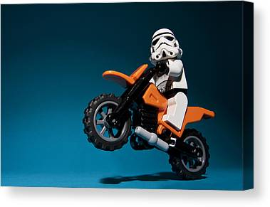 Star Wars Photographs Canvas Prints