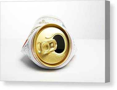 Beer Can Canvas Prints