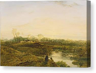 Bayswater Canvas Prints