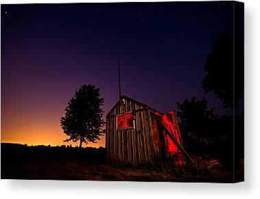 Toolshed Canvas Prints