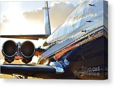 Seagull Aircraft Corp Canvas Prints