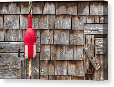 Lobster Bouys Canvas Prints