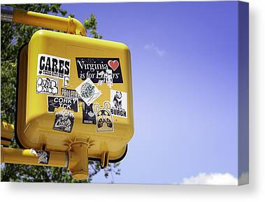Traffic Canvas Prints