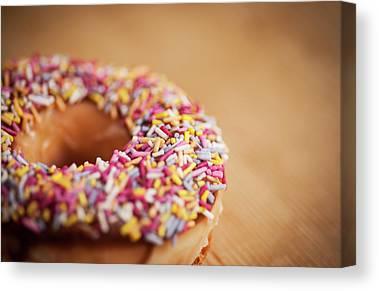 Doughnuts Canvas Prints