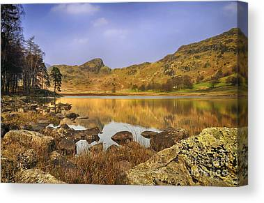 Langdale Canvas Prints