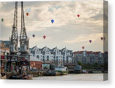 Designs Similar to Balloons By Bristol Docks