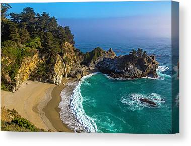 Coast Highway One Canvas Prints
