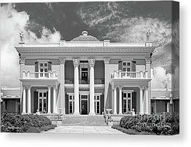 Belmont University Canvas Prints