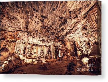 Cango Caves Canvas Prints