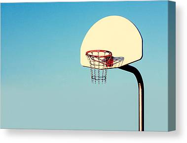 Hoops Canvas Prints