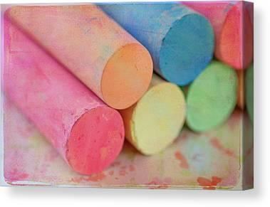 Chalk Canvas Prints