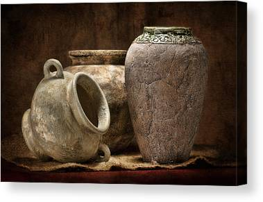 Stoneware Canvas Prints