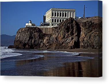 Golden Gate National Recreation Area Canvas Prints