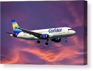 Condor Canvas Prints