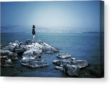 Greece Photographs Canvas Prints